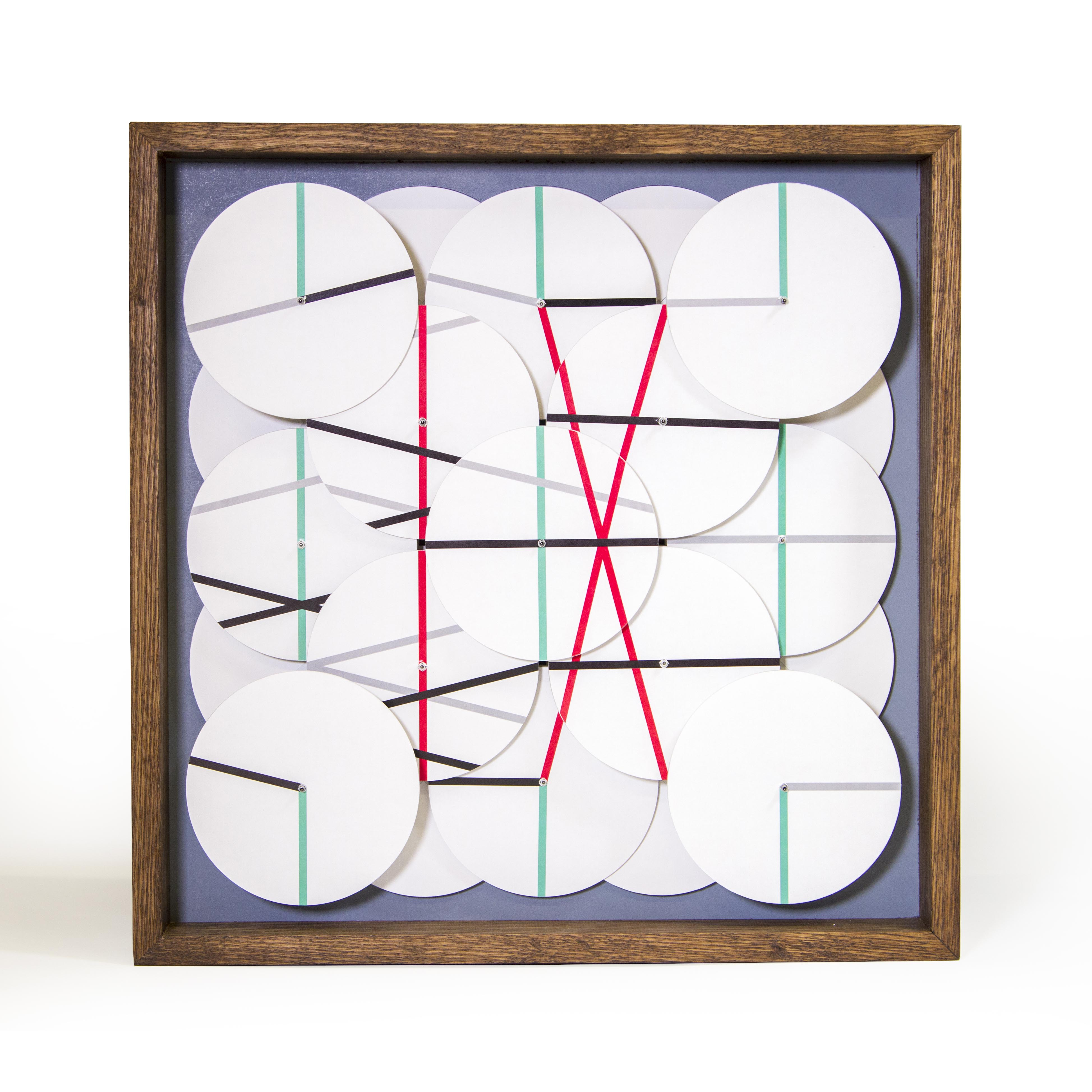 Axel Olson Roma Clock design