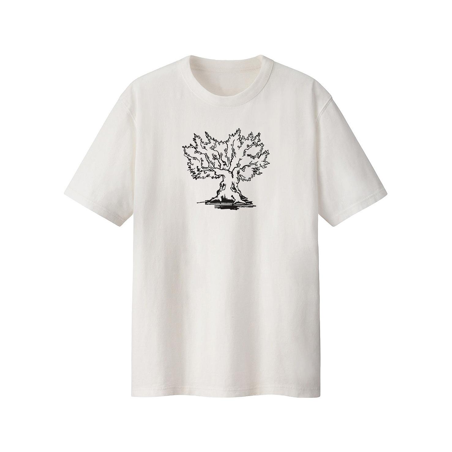 Jalil Peraza Axel Olson Shirt Embroidered Illustration
